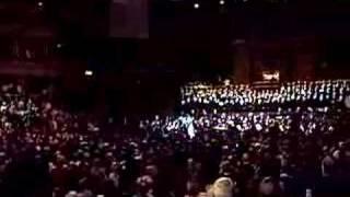 Royal Albert Hall première