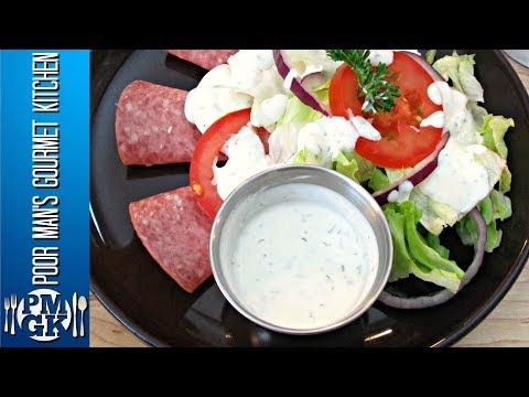 ranch-salad-dressing---the-best-creamy-recipe---poormansgourmet