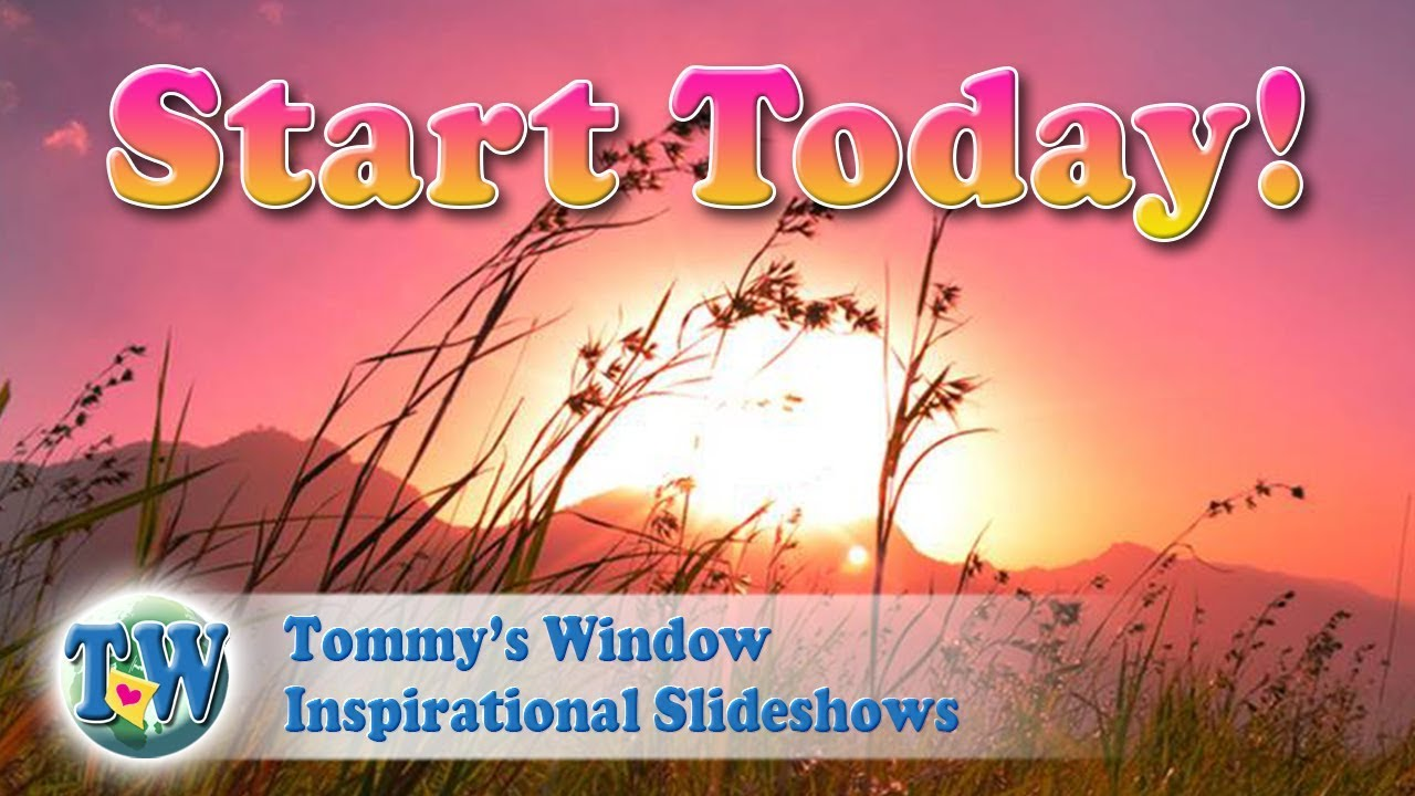 3bf1163f2a54 Start Today - Tommy s Window Inspirational Slideshow - YouTube