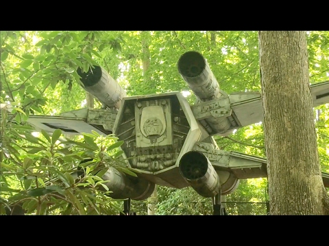 TDW 1784 - Found The Full Size Star Wars X-Wing