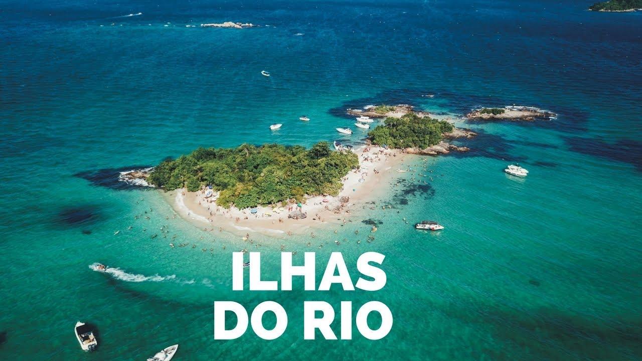 Ilhas Paradisíacas De Ilha Grande E Angra Dos Reis Rio