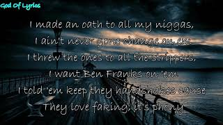 Quando Rondo-Scarred Of Love(Lyrics)