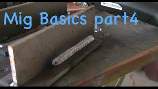 Mig Welding Basics 4 - Avoiding LOF - Ice Bucket Words