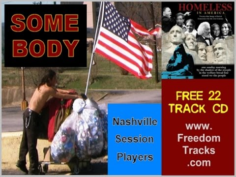 SOMEBODY - Nashville Session Players - Free CD - www.FreedomTracks.com