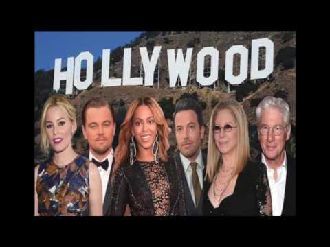 Dear Hollywood Celebrities - Open Letter