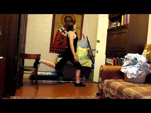 Упражнения для попы, как накачать 1 из 4 видов женских поп