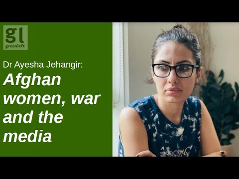 Afghan women, war and the media