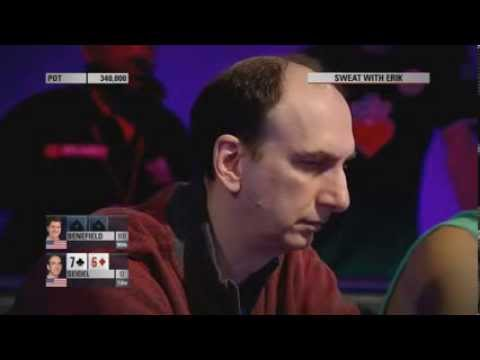 Worst Feeling In Poker Seidel vs Benefield