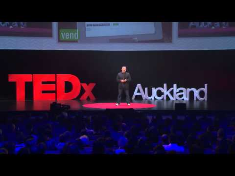 Living impossibly | Vaughan Rowsell | TEDxAuckland