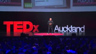 Living impossibly | Vaughan Rowsell | TEDxAuckland video