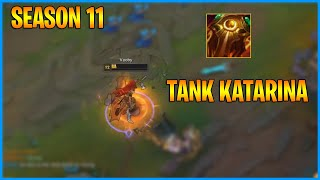 Katarina Tank Builds Work in Season 11...LoL Daily Moments Ep 1198