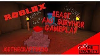 Roblox: Fliehe aus der Anlage! ( Xbox 1 Gameplay )