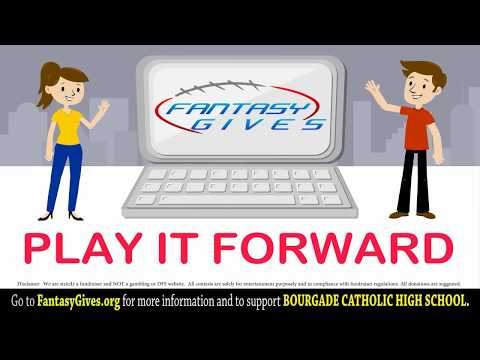 A NEW WAY TO SUPPORT BOURGADE CATHOLIC HIGH SCHOOL