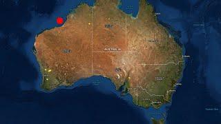 WA experiences strongest quake on record