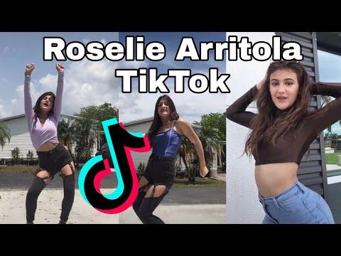 Roselie Arritola TikTok dances 2020 | jennypopach