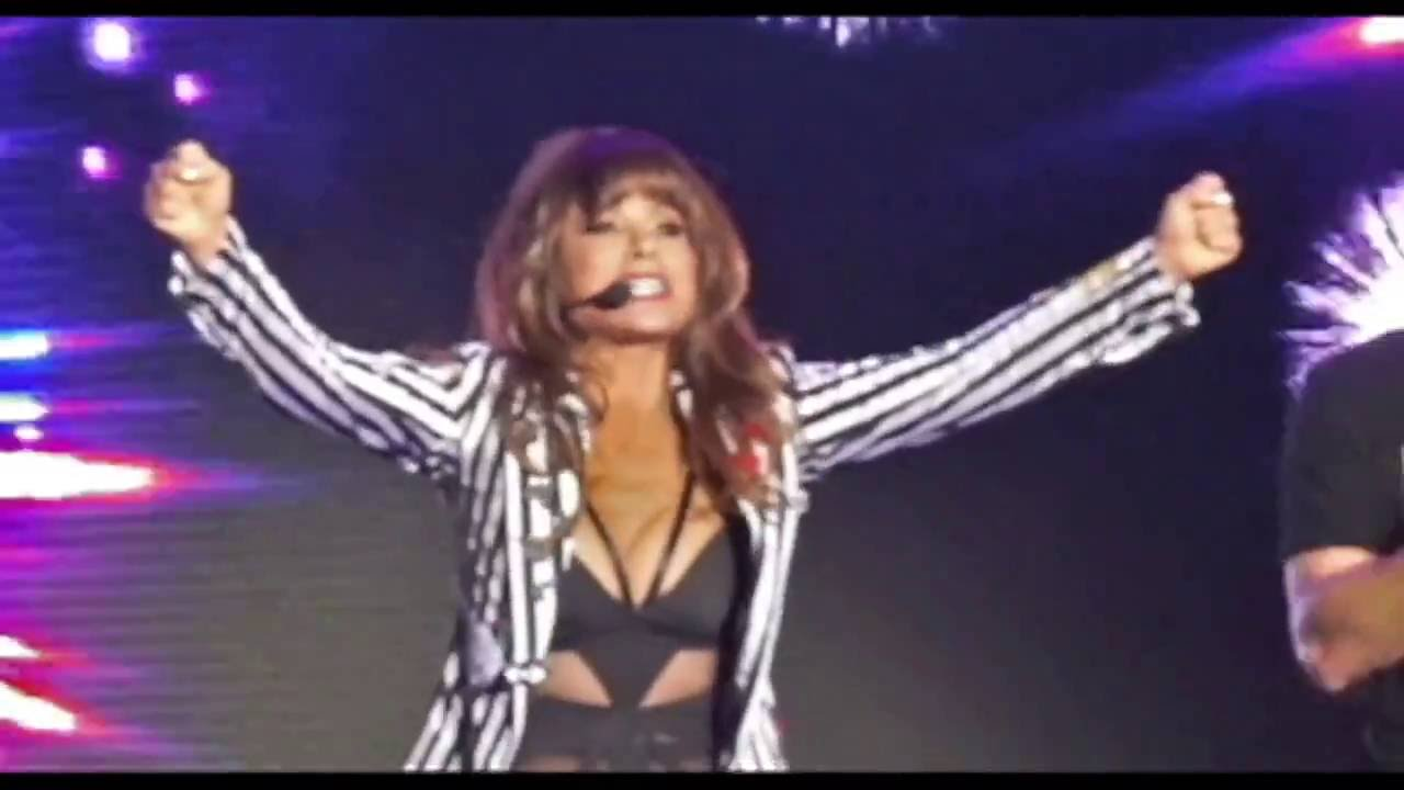 Forever Your Girl (HD) - Paula Abdul Live @ Mixtape Festival 2016 - Hershey, PA