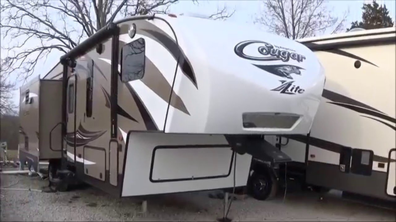 2015 KEYSTONE COUGAR 29RLI FOR SALE