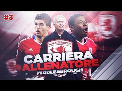 CARRIERA ALLENATORE MIDDLESBROUGH - NON CI POSSO CREDERE!!! #3