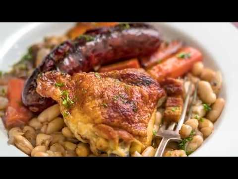 Easy French Cassoulet Recipe