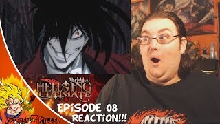 Video Hellsing Ultimate Abridged Episode 08 - Team Four Star REACTION!!! download MP3, 3GP, MP4, WEBM, AVI, FLV Juli 2018