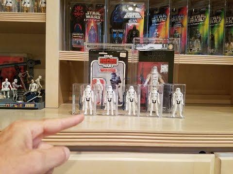 AFA/UKG Graded Hoth Stormtrooper Variants