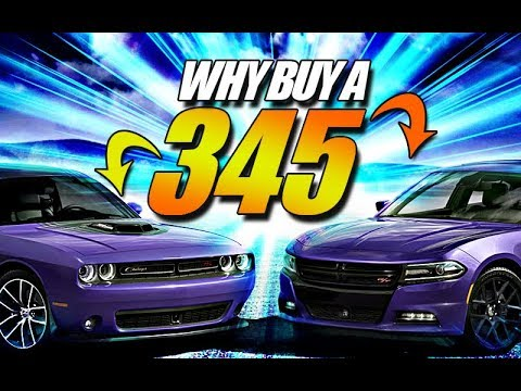 Why Buy A 345 Charger/Challenger? // Mopar Review
