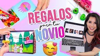 HAZ REGALOS PARA TU NOVIO EN SAN VALENTIN! DIY Ideas fáciles y originales ♥ Jimena Aguilar