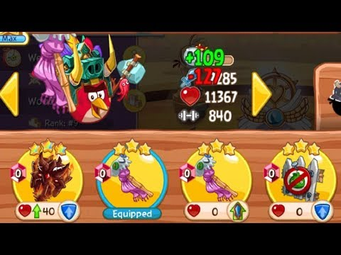 Angry Birds Epic - PvP Ranked Arena Battle - Gameplay Walkthrough Part 451 thumbnail