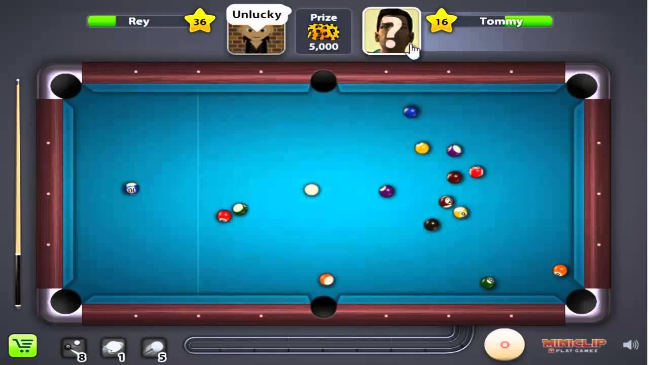 8 ball pool multiplayer-Freezers! - YouTube