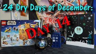 24 Dry Days of December - Day 14 - Sleigh Ride and a new build