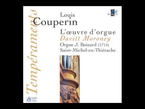 L'oeuvre d'orgue Louis Couperin - Complete organ works of Louis Couperin