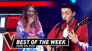 The best performances this week in The Voice | HIGHLIGHTS | 05-06-2020