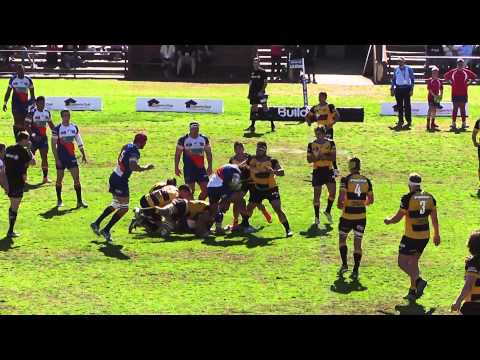 NRC14 Rd 3: Greater Sydney Rams v Perth Spirit - First Half