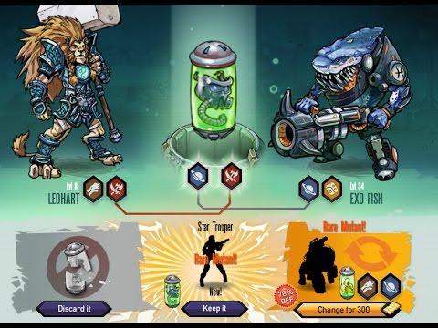 Mutants genetic gladiator - How to get STAR TROPER in free cross breeding