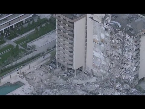 99 still missing after South Florida condo collapse