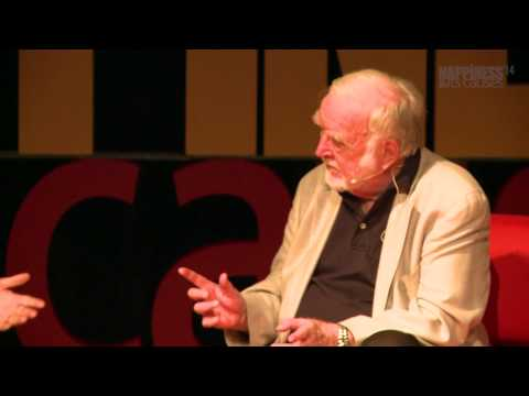 In conversation with Mihaly Csikszentmihalyi at Happiness & Its Causes 2014