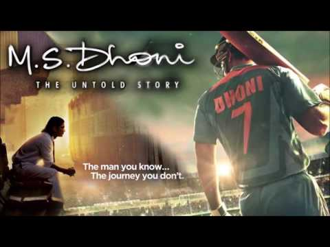 M.S. Dhoni - The Untold Story Background Music
