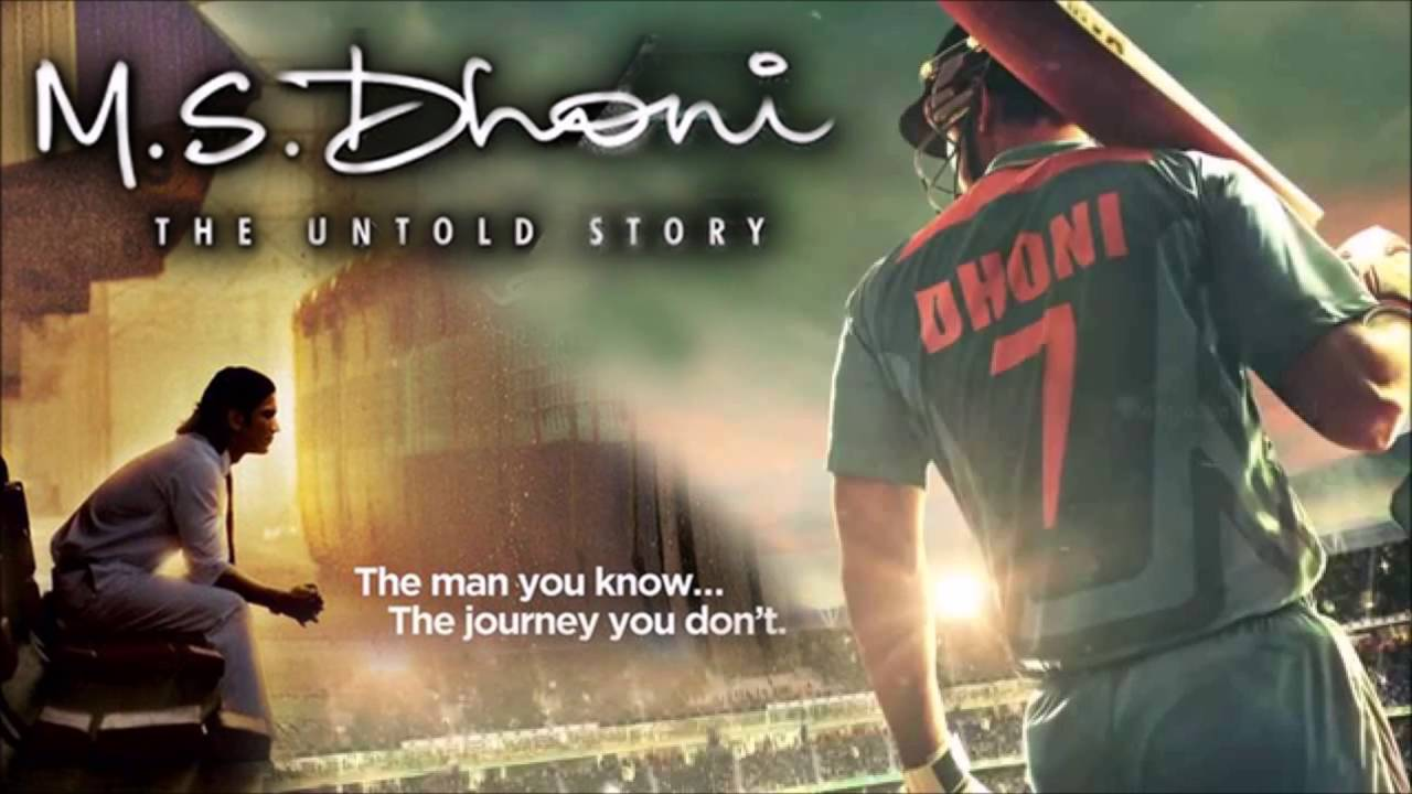 M S Dhoni The Untold Story Background Music Youtube