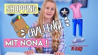 SHOPPING QUEEN 🤑 CHALLENGE mit NONA | Mavie Noelle