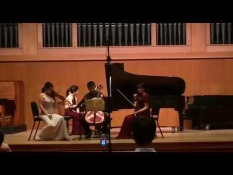 UT Butler School of Music Recital