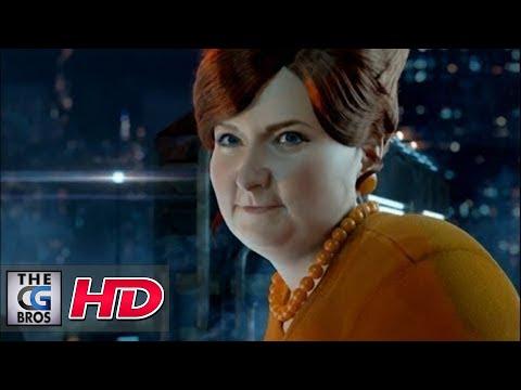 "CGI 3D Animated Short ""ComHem -- BB Gaming""  By - Visual Art Creative Studios"
