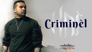 KAI (ft. Richard Cavé) - Criminèl (Paroles)