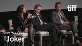 JOKER Cast and Crew Q&A | TIFF 2019