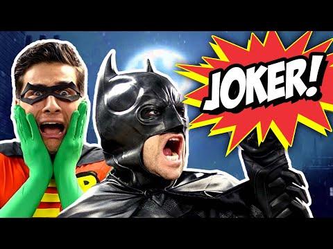 BATMAN'S A BITCH RETURNS