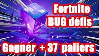🔴 [ Fortnite ] bug challenges: Ganger - 37 levels at once