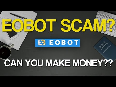 Eobot Scam, Review Is It for Real?  Cheap Bitcoin Mining