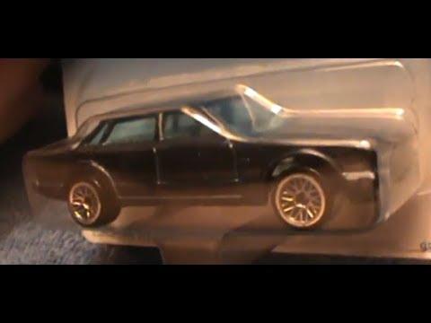 jaguar xj40 90 39 s blue card hot wheels youtube. Black Bedroom Furniture Sets. Home Design Ideas