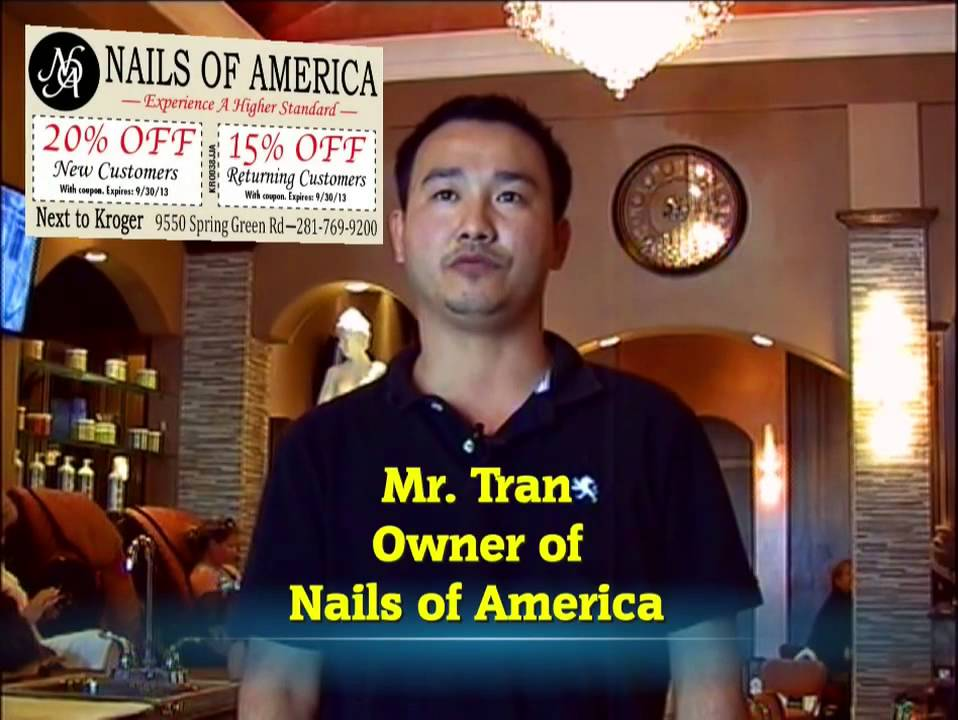 Nails Of America , Register Tapes Unlimited (RTUI)
