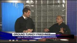Heart Healthy Turkey And Rice - Easy And Good!