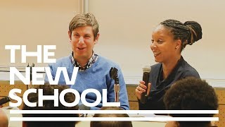 Ari Berman and Christina Greer | Race in the U.S. | A free public course at The New School